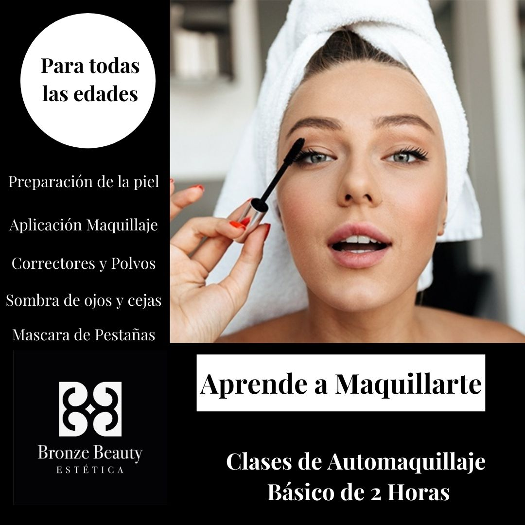 Clases automaquillaje elche